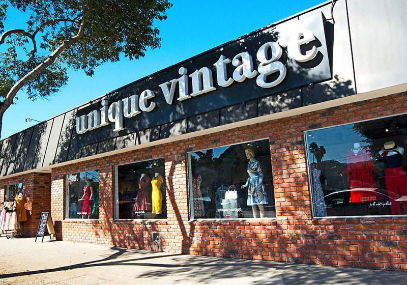 Unique Vintage — Check out our store in Burbank, CA