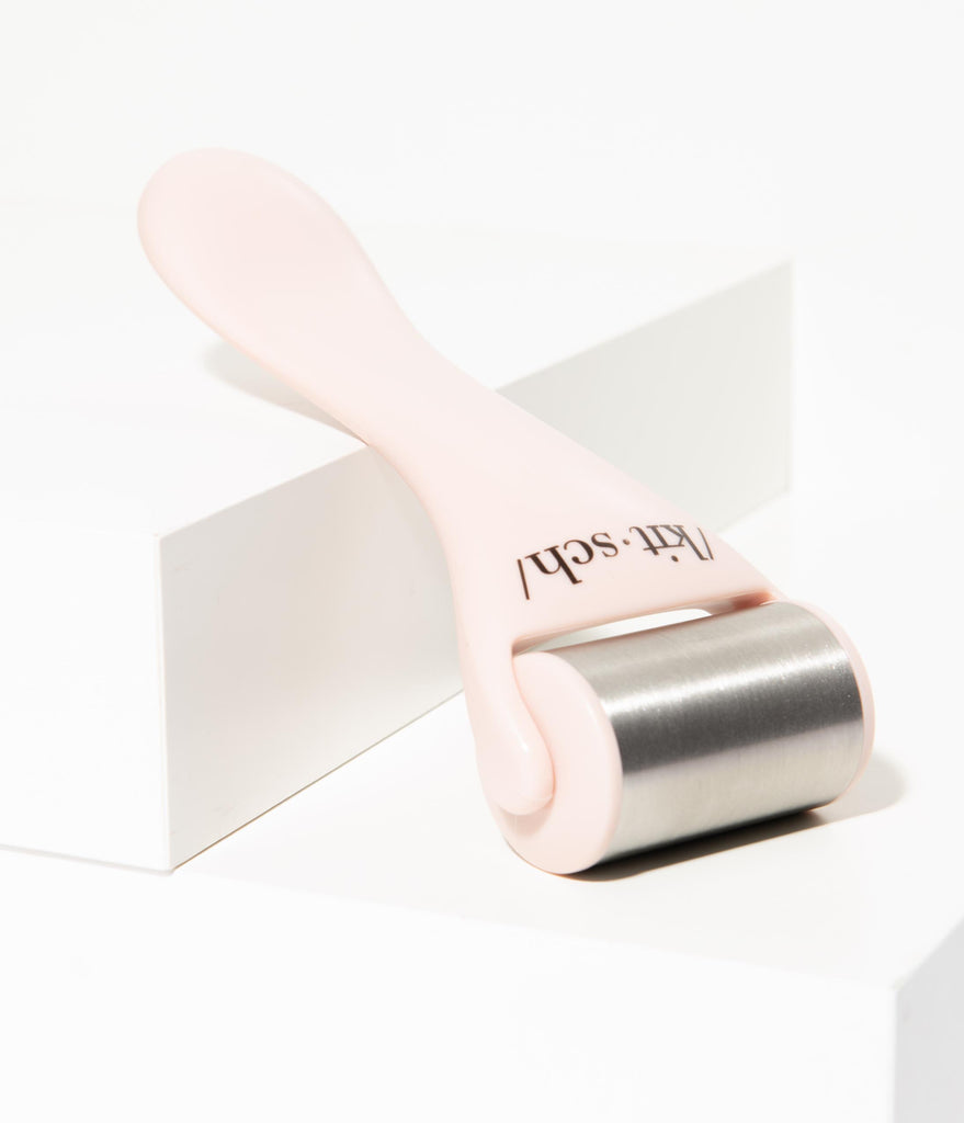 Light Pink Ice Facial Roller
