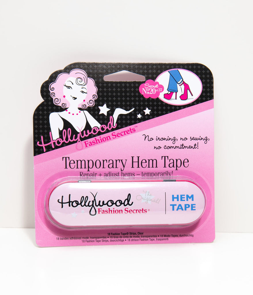 Hollywood Fashion Temporary Hem Tape
