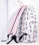 Loungefly Mickey & Minnie Mouse Character Backpack