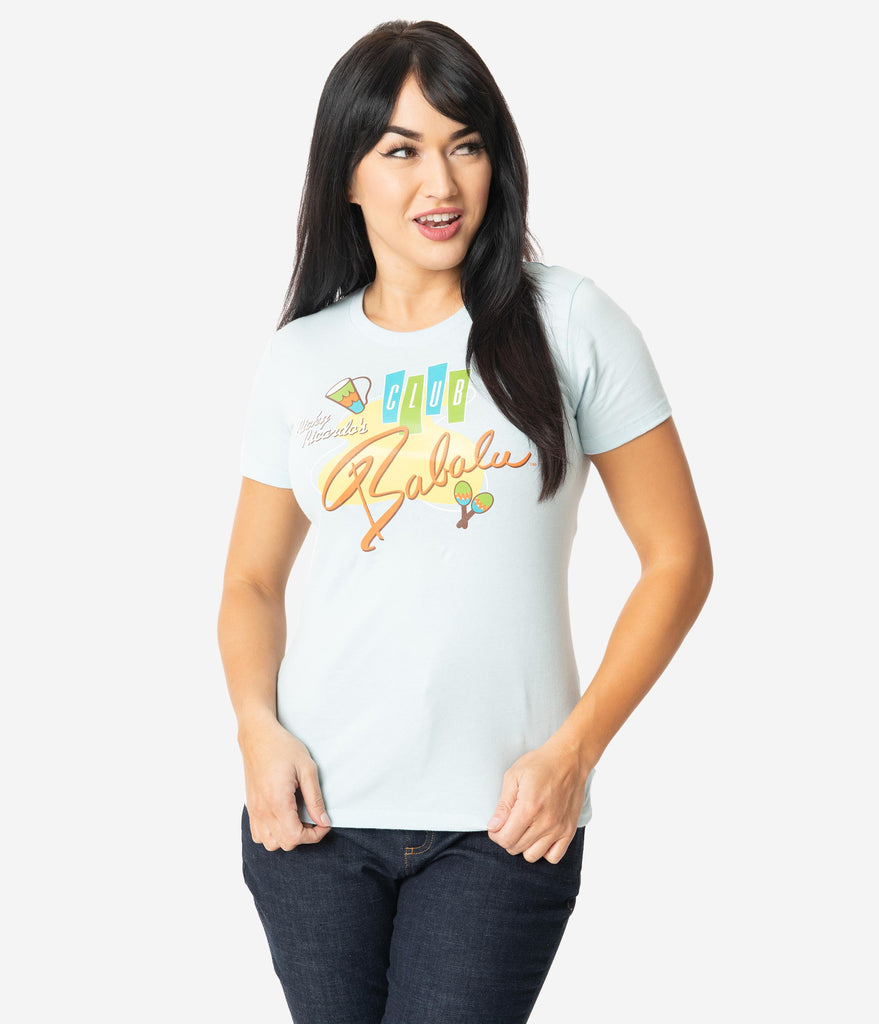 I Love Lucy x Unique Vintage Club Babalu Womens Tee
