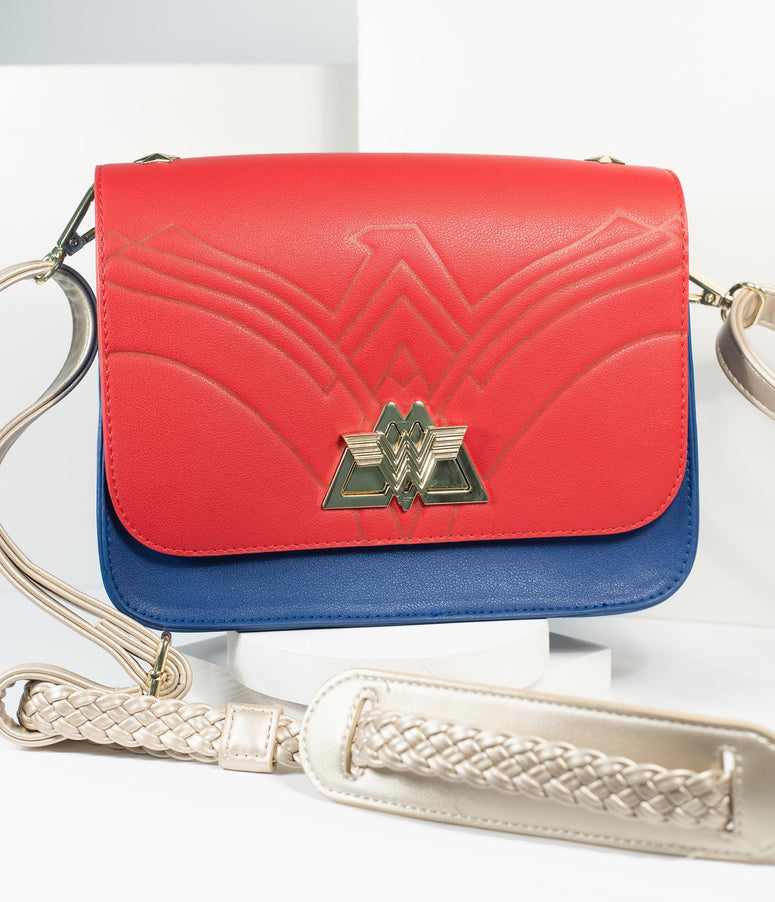 Loungefly Wonder Woman 1984 Eagle Crossbody