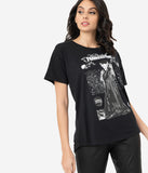 Universal Monsters x Unique Vintage Bride Of Frankenstein Relaxed Tee
