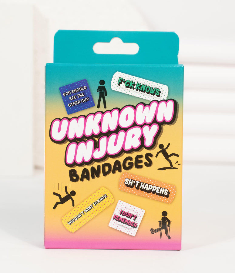 Unknown Injury Bandages