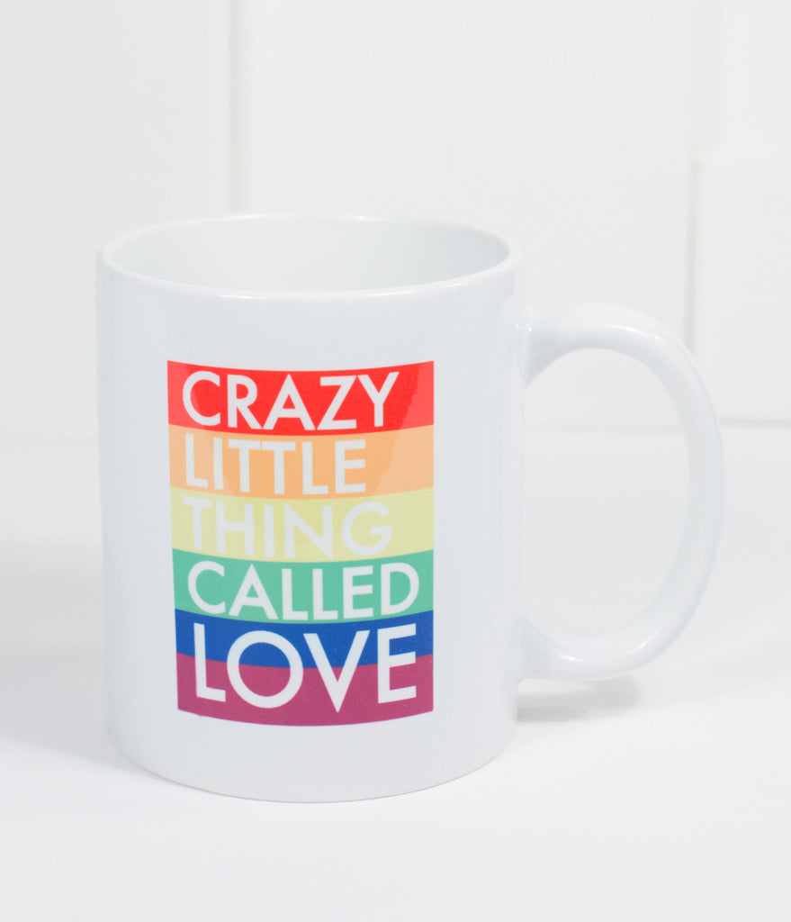 Crazy Little Thing Called Love Mug