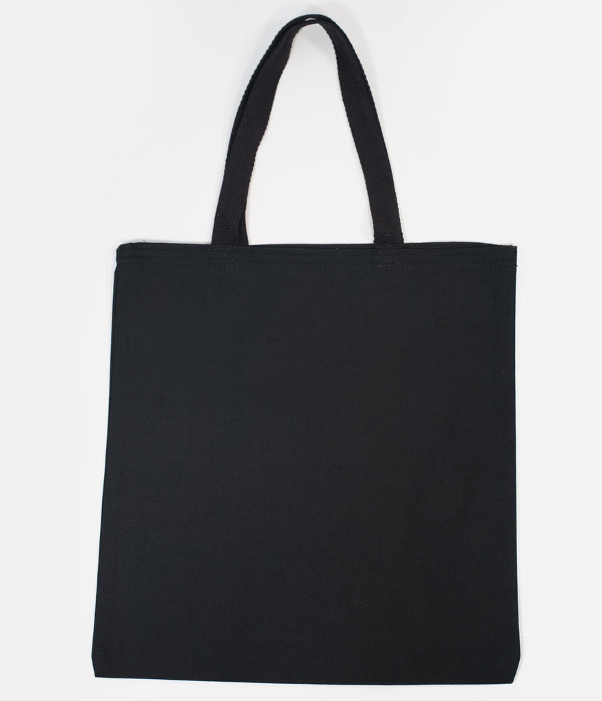Gay AF Rainbow Canvas Tote