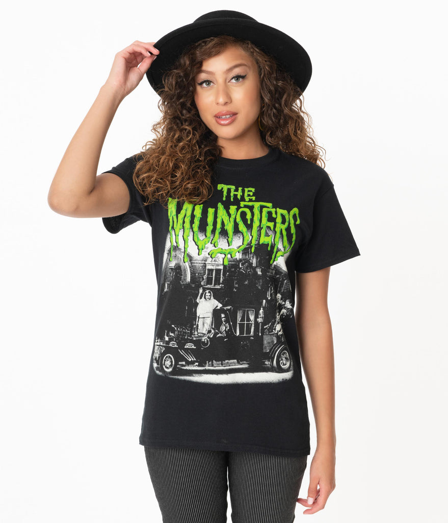The Munsters Family Koach Unisex Tee