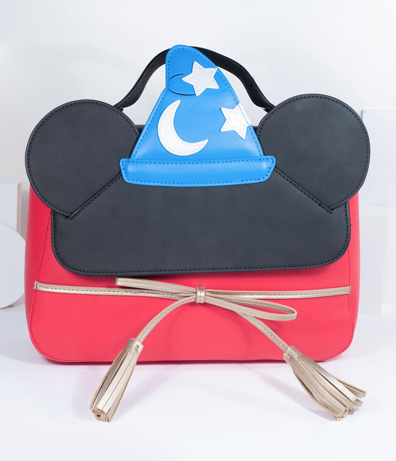 Loungefly Sorcerer Apprentice Disney Crossbody