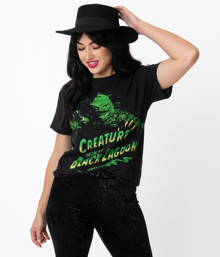 Creature From The Black Lagoon Graphic Unisex Tee