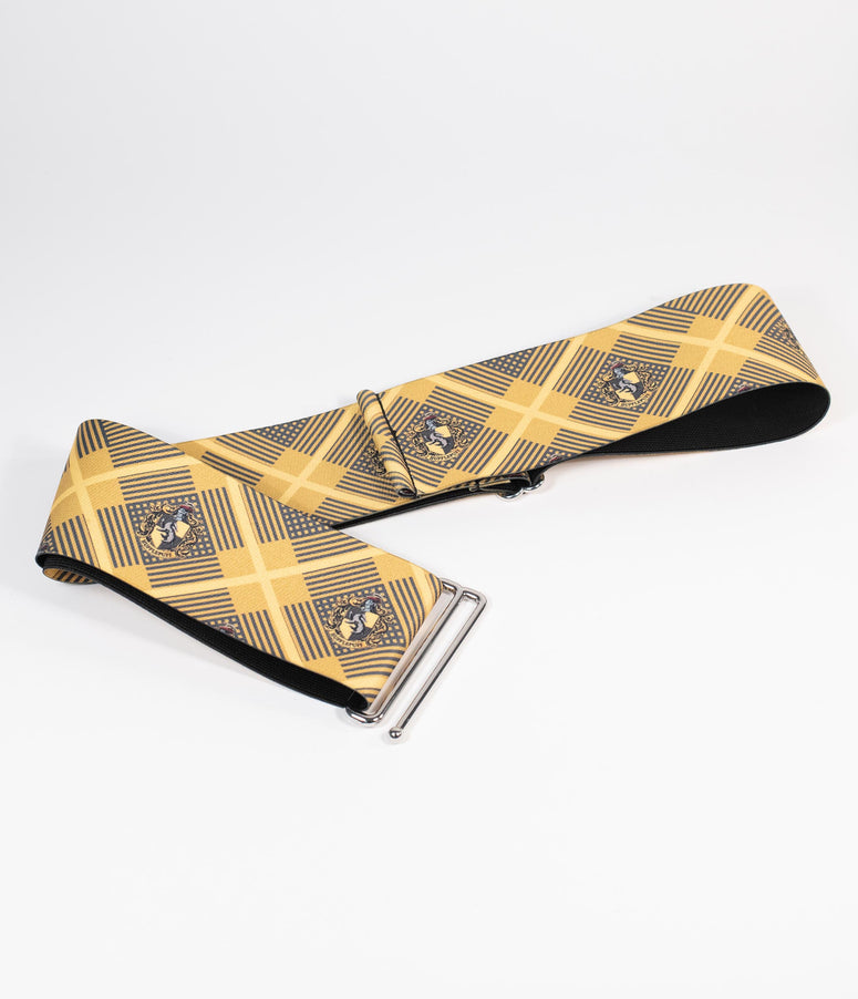 Hufflepuff House Cinch Belt