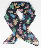 Care Bears x Unique Vintage Playtime Print Hair Scarf