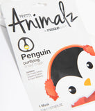 Pretty Animalz By Masque Bar Holiday Penguin Sheet Mask