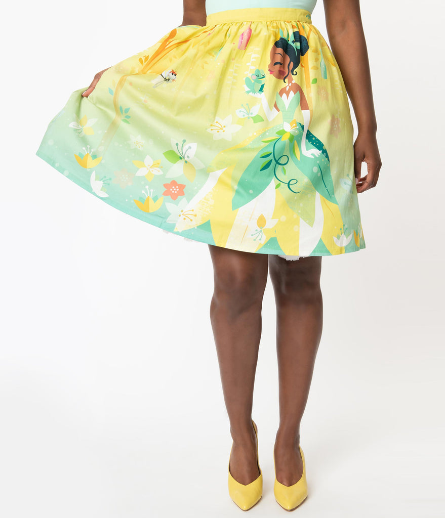 Stitch Shoppe By Loungefly Princess Tiana Sandy Skirt