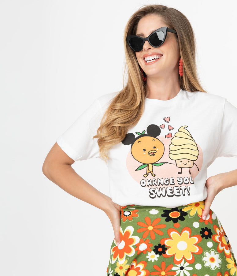 Orange You Sweet Tropical Whip Unisex Tee