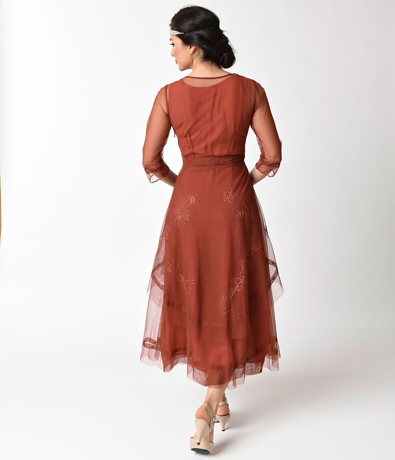 1930s Dresses, Fashion & Clothing – Unique Vintage