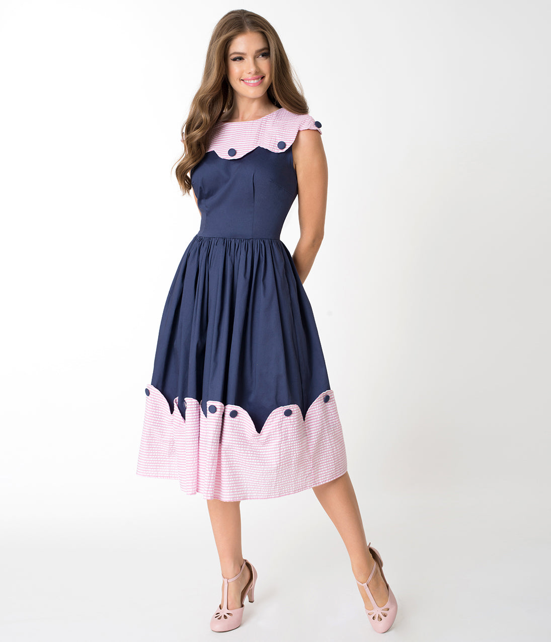 1950s Swing Dresses 50s Swing Dress