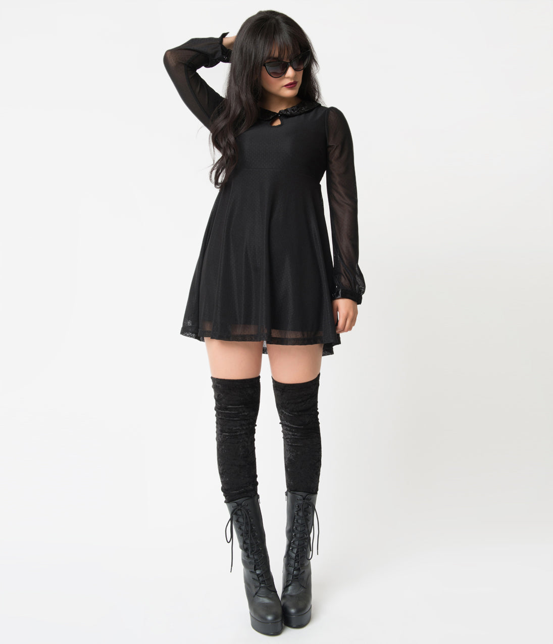 The Creepy Collection - Cute Halloween-Themed Clothing – Unique Vintage