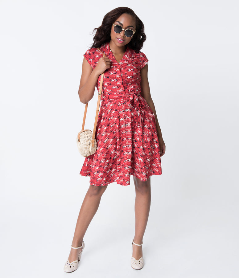 Cute and Affordable Fit and Flare Dresses – Unique Vintage