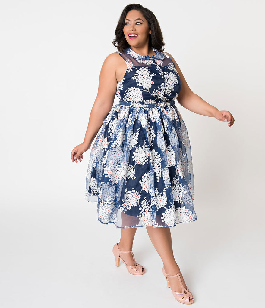 Vintage Plus Size Clothing – Unique Vintage