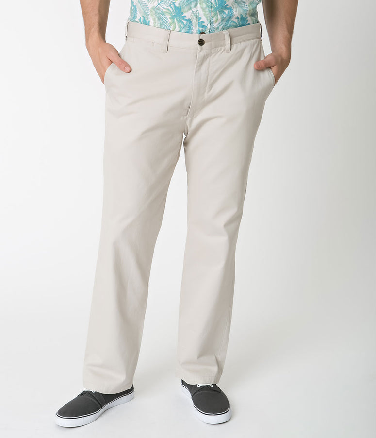 Stone Tan Harbor Pants