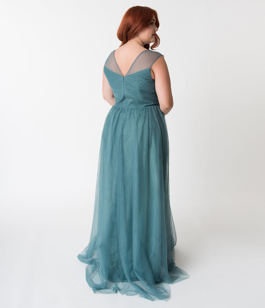 Unique Vintage Bridesmaid Dresses