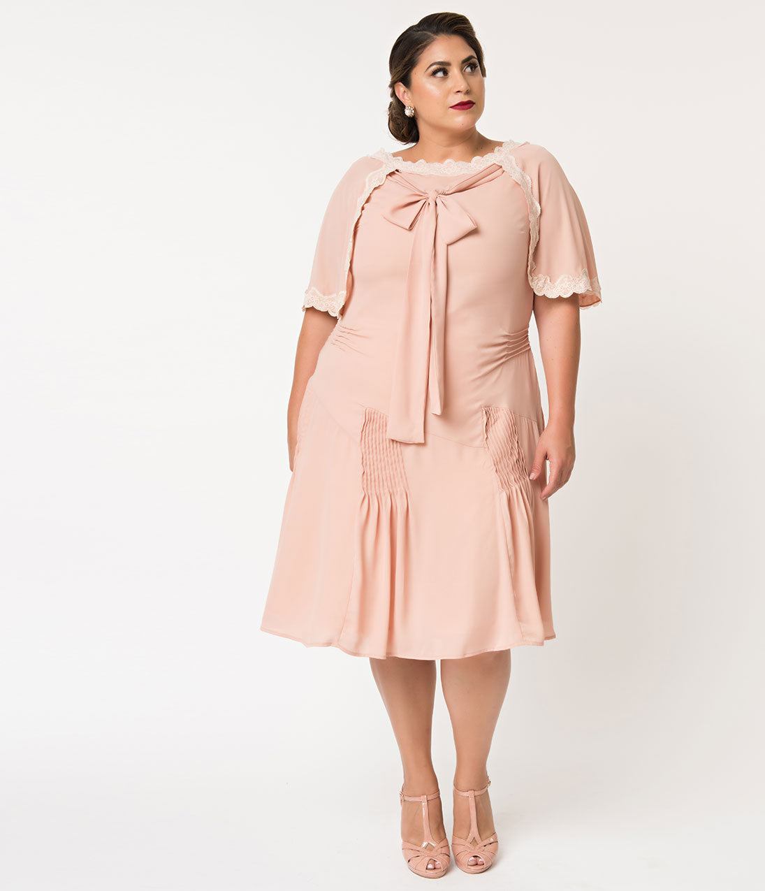 867369e1dc3 1930s Art Deco Plus Size Dresses