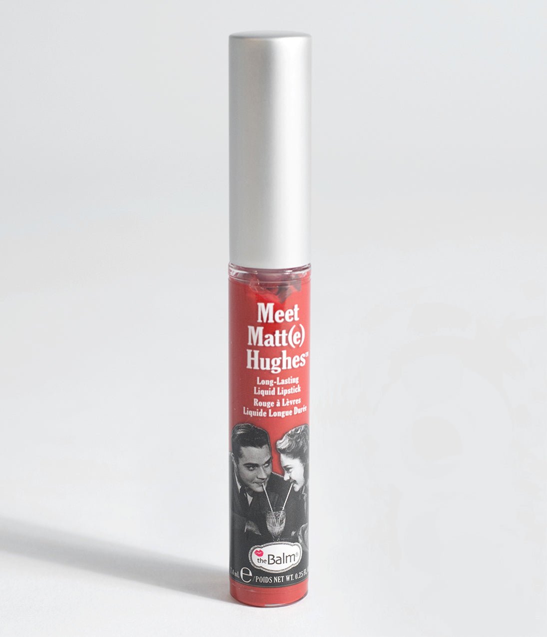 Authentic 1940s Makeup History and Tutorial Loyal Red Liquid Lipstick $17.00 AT vintagedancer.com