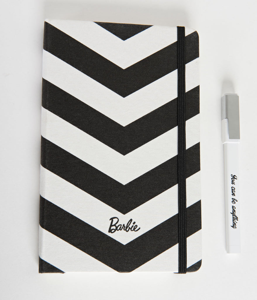 Barbie Limited Edition Moleskine Notebook & Pen Box