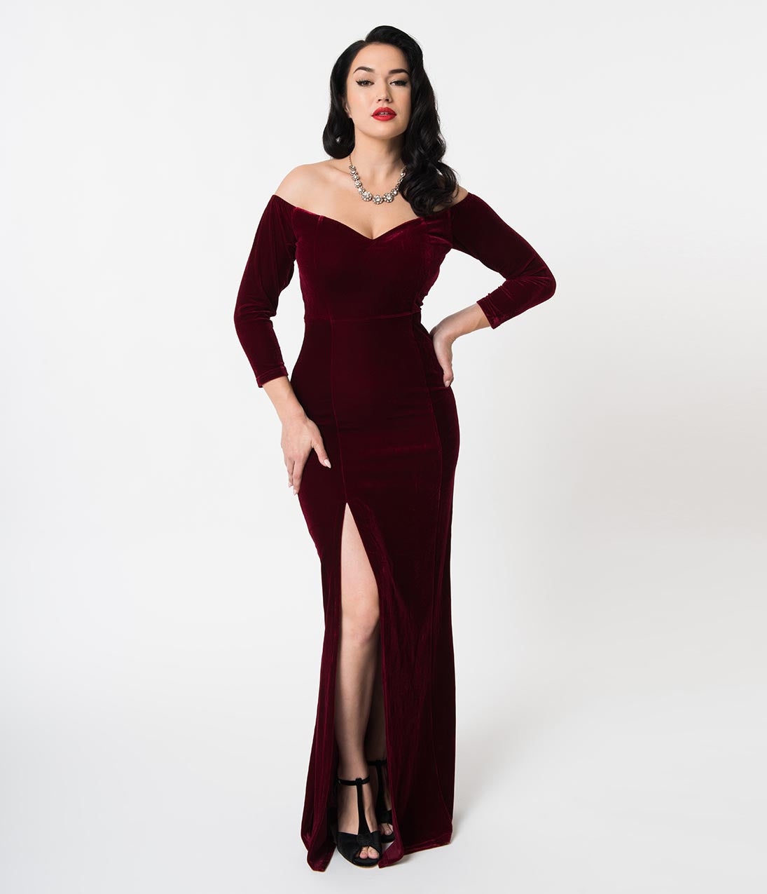 Old Hollywood Dresses - 1930s, 1940s 1950s