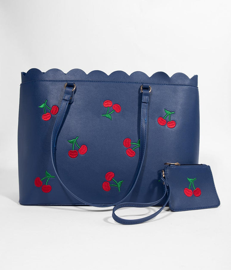 3d2948d073 ... Scalloped Tote. Quick View