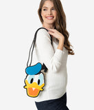 Loungefly Donald Duck Leatherette Crossbody