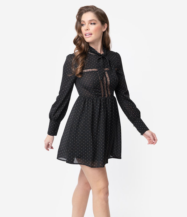 Cute and Affordable Fit and Flare Dresses – Unique Vintage 608c84a83