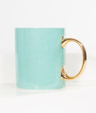 Mint Green Ceramic Another Great Day Ruined Mug