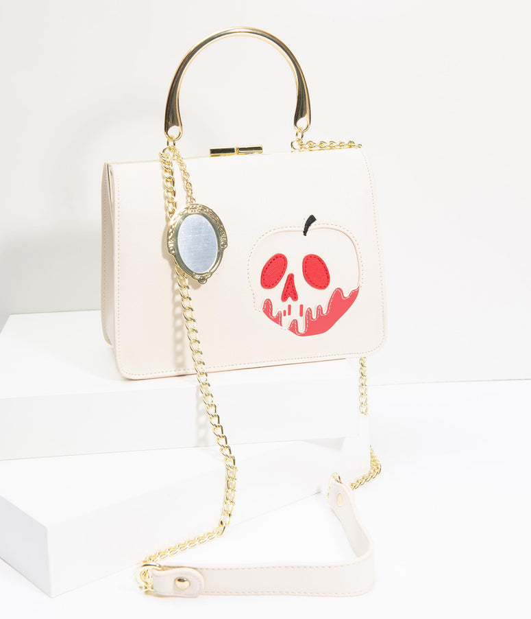 Loungefly Snow White Just One Bite Disney Crossbody