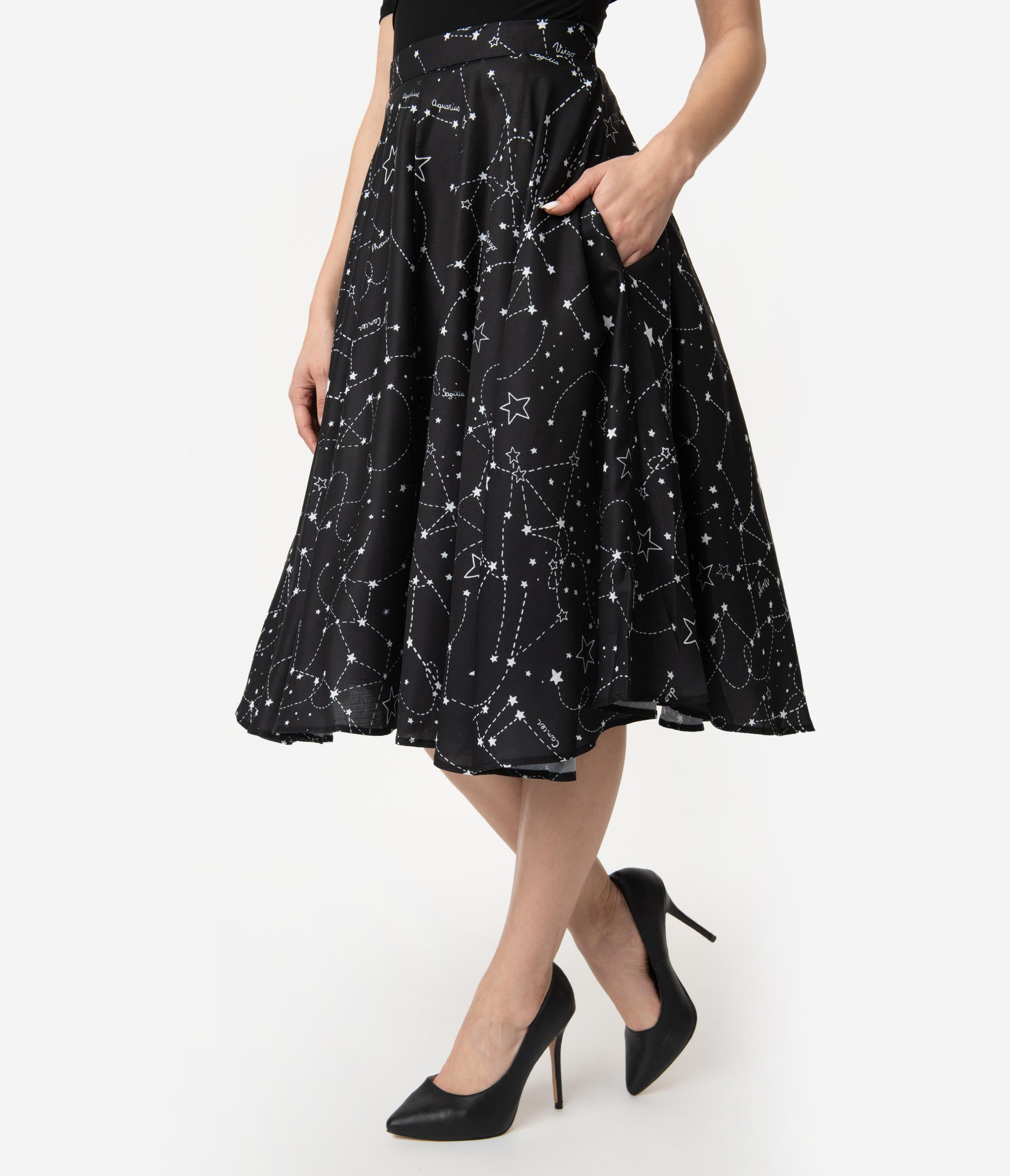 334782c054 High-Waisted Pencil Skirts, Swing & Pin Up Skirts – Unique Vintage
