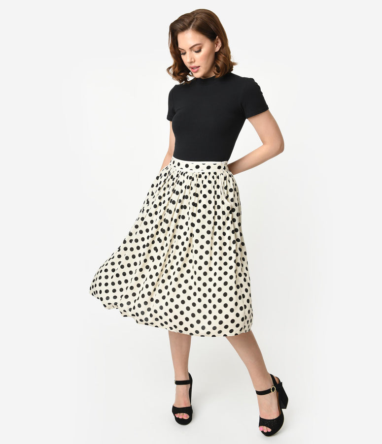 7276e5c02 High-Waisted Pencil Skirts, Swing & Pin Up Skirts – Unique Vintage