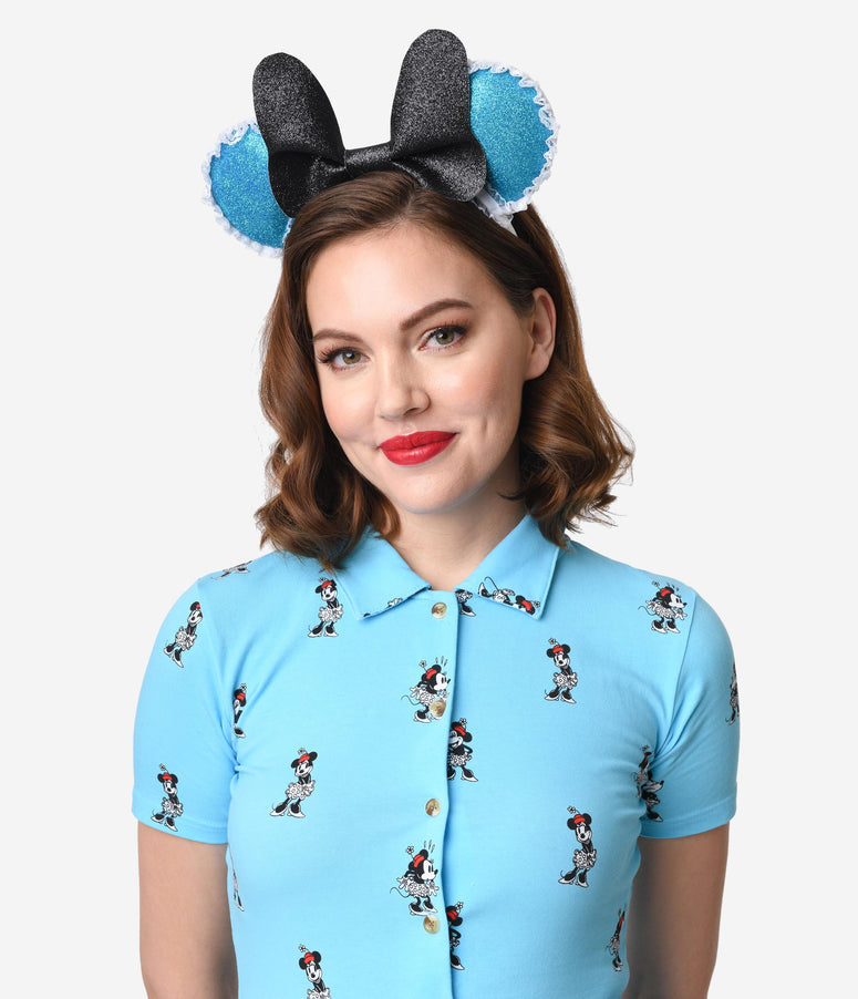 Wonderland Mouse Ears Headband