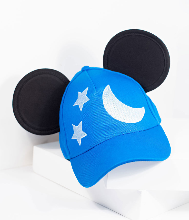 Cakeworthy Sorcerer Apprentice Mickey Mouse Ears Disney Hat