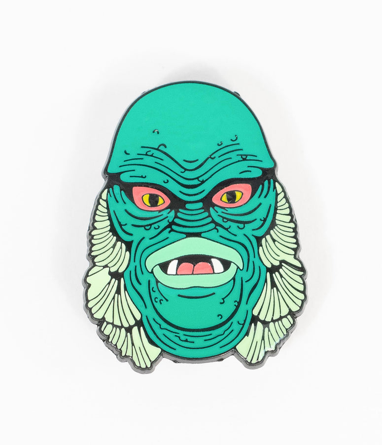 Universal Studio Monsters Creature Of The Black Lagoon Enamel Pin