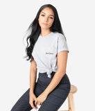Unique Vintage Grey Grand Champion Resting Bitch Face Unisex Tee