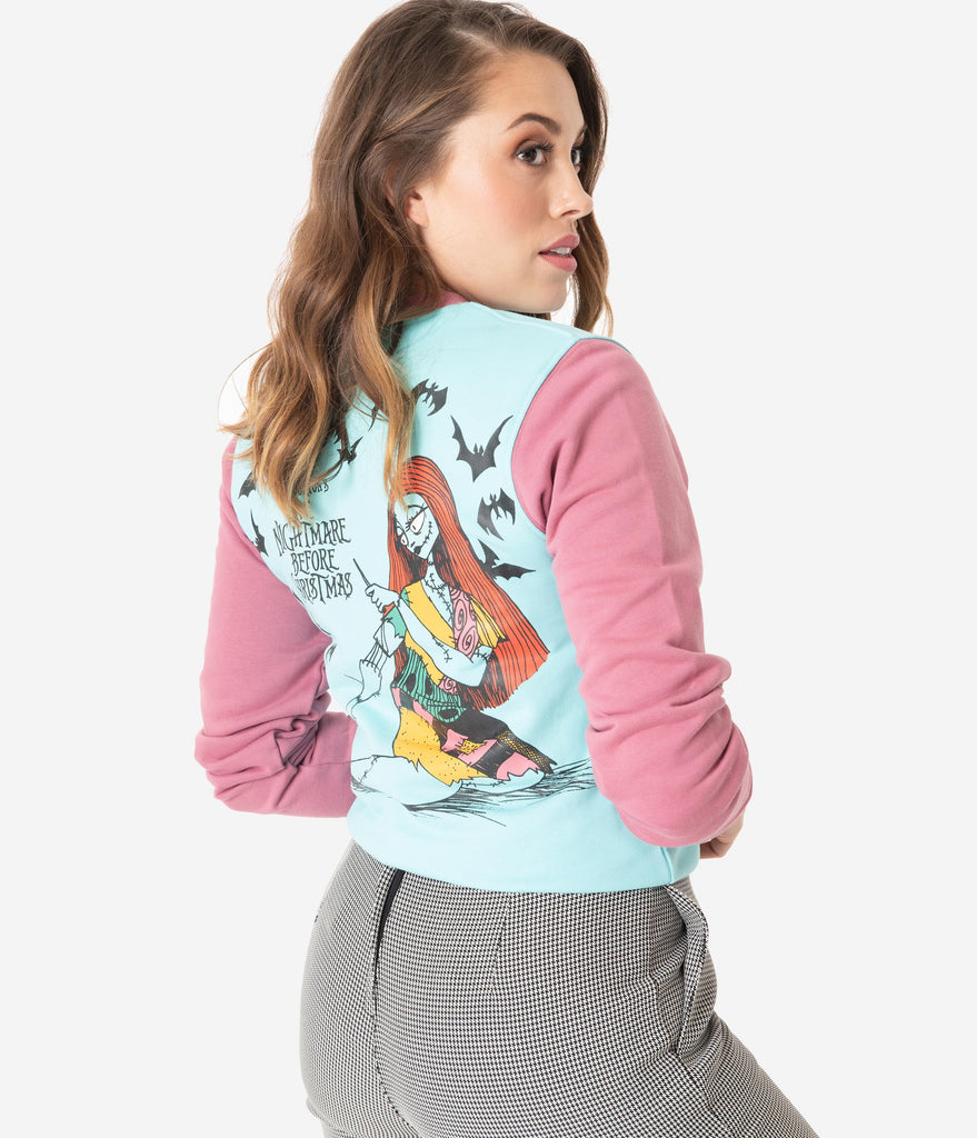 Cakeworthy Nightmare Before Christmas Sally Pullover Sweater