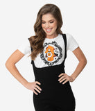 Care Bears x Unique Vintage Trick Or Sweet Bear Womens Tee