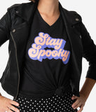 Stay Spooky Short Sleeve Unisex Tee