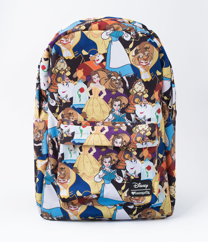 Beauty & The Beast Character Backpack