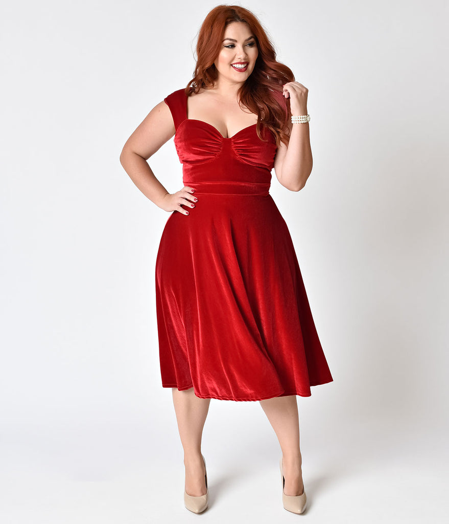 red swing dress plus size 1950s fashion dresses clothing page 15 unique vintage