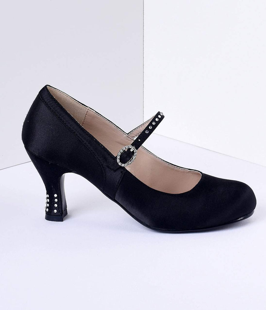 Shop Black Satin Kitten Heel Sock Boots. Discover the latest trends at New Look.