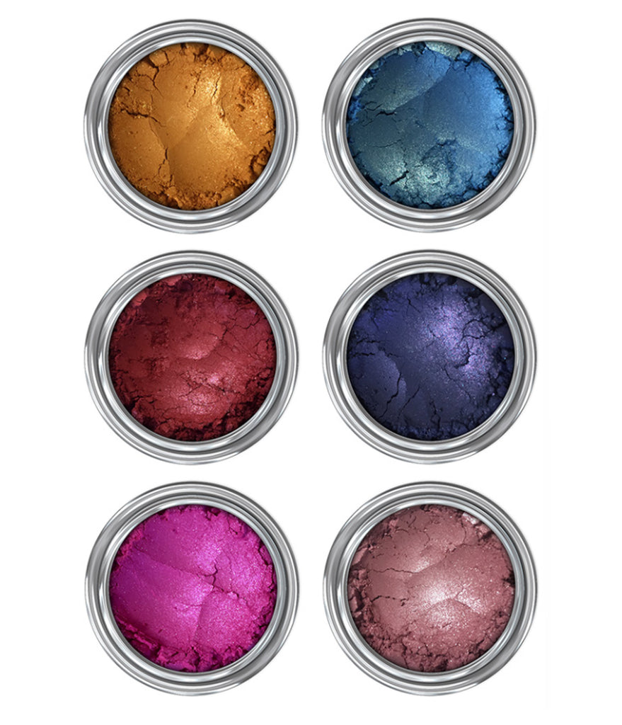 Concrete Minerals The Sugar Skull Eyeshadow Set
