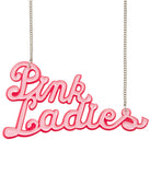 Erstwilder Grease Pink Ladies Necklace