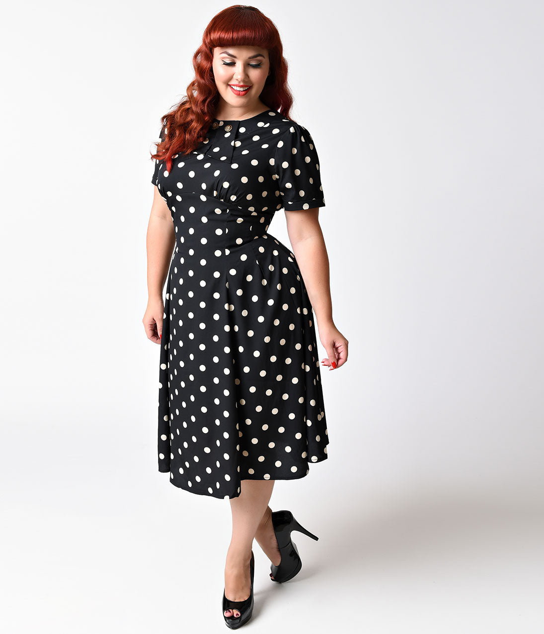 1940s 1950s pinup dresses for sale. Black Bedroom Furniture Sets. Home Design Ideas