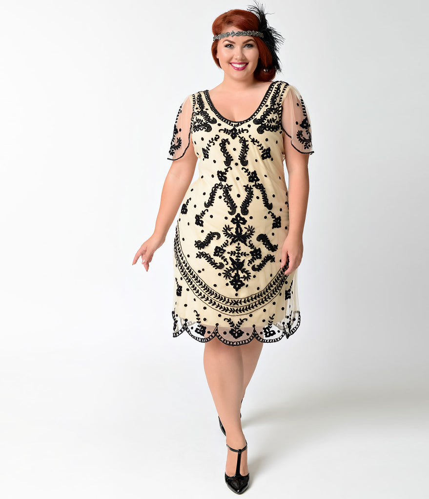 Vintage Inspired Plus Size Gowns – Fashion dresses